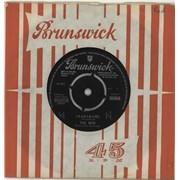 "The Who La-La-La-Lies - WOL UK 7"" vinyl"