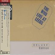 Click here for more info about 'The Who - Live At Leeds Deluxe Edition'