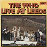 Click here for more info about 'The Who - Live At Leeds'