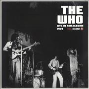 Click here for more info about 'The Who - Live In Amsterdam 1969 - Sealed'