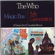 Click here for more info about 'The Who - Magic Bus / My Generation'