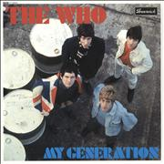 Click here for more info about 'The Who - My Generation - Mono - 180g - Sealed'