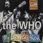 Click here for more info about 'The Who - My Generation - 1996 Issue'