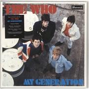 The Who My Generation - Sealed UK 2-LP vinyl set