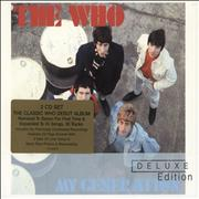Click here for more info about 'The Who - My Generation - Stickered'