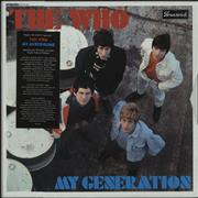 Click here for more info about 'The Who - My Generation - Super Deluxe Edition - Sealed'