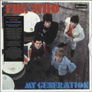 Click here for more info about 'The Who - My Generation - Super Deluxe Edition - stickered'