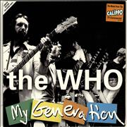 Click here for more info about 'The Who - My Generation - Yellow Vinyl'