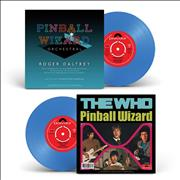 Click here for more info about 'The Who - Pinball Wizard - Blue Vinyl - Sealed'