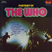 Click here for more info about 'The Who - Portrait Of The Who'