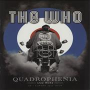 Click here for more info about 'Quadrophenia + ticket'
