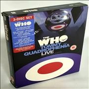 Click here for more info about 'The Who - Quadrophenia And Tommy Live'