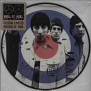 "The Who Radio Session's 1965 UK 10"" Picture Disc"