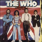 Click here for more info about 'The Who - Rarities Vol.1 & 2'