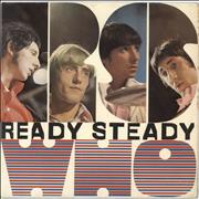 Click here for more info about 'The Who - Ready Steady Who EP - 1st - 3pr'