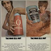 The Who Sell Out - EX UK vinyl LP