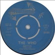 Click here for more info about 'The Who - Substitute / Waltz For A Pig - 4prong'