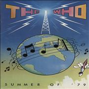 Click here for more info about 'The Who - Summer Of '79 + Ticket'