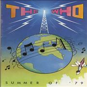 Click here for more info about 'The Who - Summer Of '79'