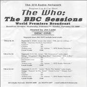 Click here for more info about 'The BBC Sessions World Premiere Broadcast'