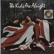 Click here for more info about 'The Who - The Kids Are Alright + booklet & hype sticker'