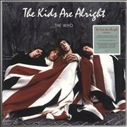 Click here for more info about 'The Who - The Kids Are Alright - 180gm Vinyl - Sealed'