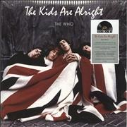 Click here for more info about 'The Who - The Kids Are Alright - RSD18 - Coloured Vinyl - Sealed'