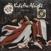 The Who The Kids Are Alright - complete - stickered shrink UK 2-LP vinyl set