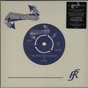 Click here for more info about 'The Who - The Reaction Singles - Sealed'