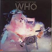 Click here for more info about 'The Who - The Story Of The Who - Matte'