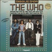 Click here for more info about 'The Who - The Who - EX'