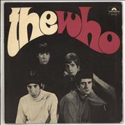 Click here for more info about 'The Who - The Who - Polydor International Label'