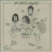 Click here for more info about 'The Who - The Who By Numbers - 180gm - Sealed'