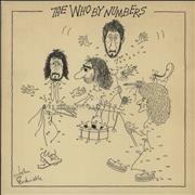 Click here for more info about 'The Who - The Who By Numbers - 1st'