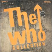 The Who The Who Collection - EX UK 2-LP vinyl set