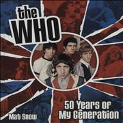 Click here for more info about 'The Who - The Who: Fifty Years of My Generation'