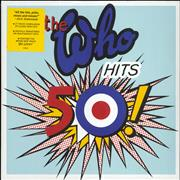 Click here for more info about 'The Who - The Who Hits 50! - Sealed'