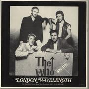Click here for more info about 'The Who - The Who Special'