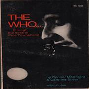 Click here for more info about 'The Who...Through The Eyes Of Pete Townshend'