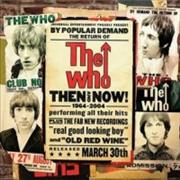 Click here for more info about 'The Who - Then And Now'