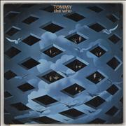 Click here for more info about 'The Who - Tommy - 1st - VG+/EX'
