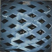 The Who Tommy - 2nd - EX UK 2-LP vinyl set