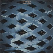 Click here for more info about 'The Who - Tommy - 2nd - VG+'