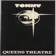 Click here for more info about 'Tommy - Queens Theatre'