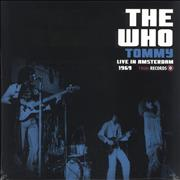 Click here for more info about 'The Who - Tommy Live In Amsterdam 1969'