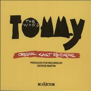 Click here for more info about 'Tommy Original Cast Recording'
