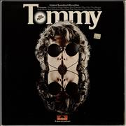 Click here for more info about 'The Who - Tommy: The Movie - EX'