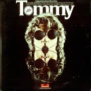 The Who Tommy: The Movie UK 2-LP vinyl set