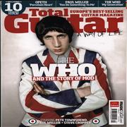 Click here for more info about 'The Who - Total Guitar'