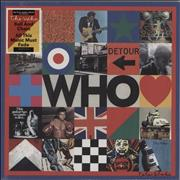 Click here for more info about 'The Who - WHO - 180gm - Sealed'